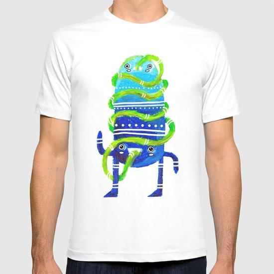 Mr Tubeface T-shirt