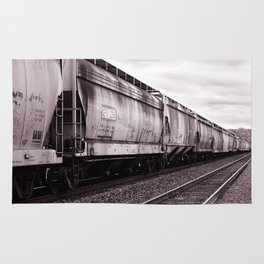 Long Train Rug