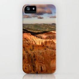 Morning 6008 - Cedar_Breaks National_Monument, Utah iPhone Case