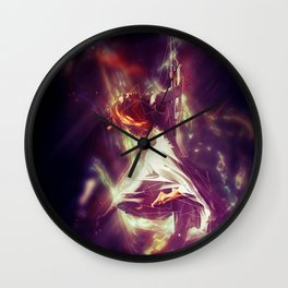 Flying Dance Wall Clock