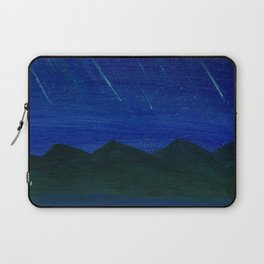 Evening Showers Laptop Sleeve