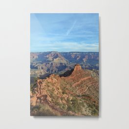 Canyon Trail Metal Print