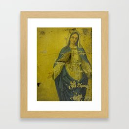 Our Lady  Framed Art Print