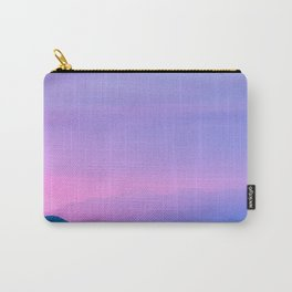 Sunset Layers Carry-All Pouch