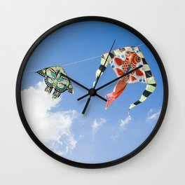 Kites Wall Clock