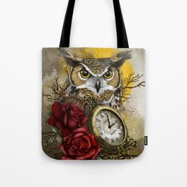 Time is Wise Tote Bag