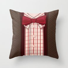Cool, Doctor Who Throw Pillow