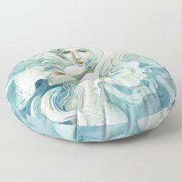 Mermaid Floor Pillow