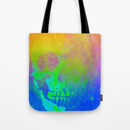 Skull/Star II Tote Bag