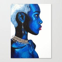 Adaeze pt. 1 Canvas Print