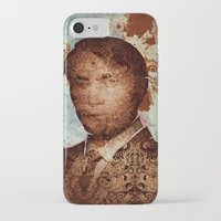 hannibal iPhone & iPod Cases featuring Hannibal by András Récze