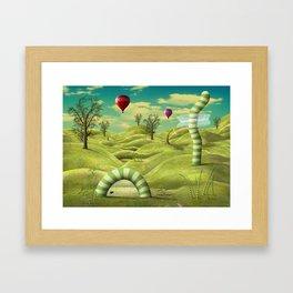 Dream World Framed Art Print