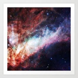 Omega Nebula Kunstdrucke