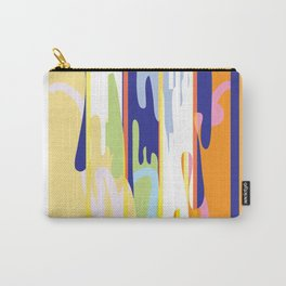 abstraction #3 Carry-All Pouch