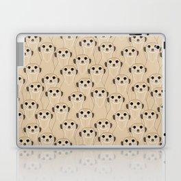 Meerkats Kalahari Desert Laptop & iPad Skin