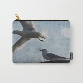 Fly to Eden Carry-All Pouch