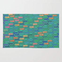 Ocean Swirls Rug