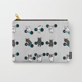 OLYMPIC LIFTING FRENCHIE Carry-All Pouch