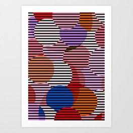 shading the day Art Print