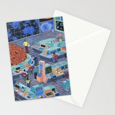 Command Center Stationery Cards