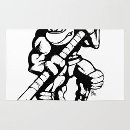 TMNT Donatello Ninja Turtle Rug