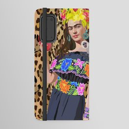 Fierce Frida Android Wallet Case