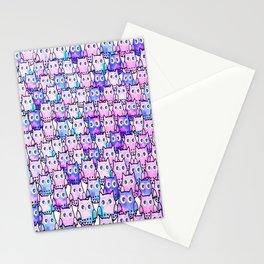 owl-116 Stationery Cards