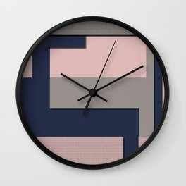 Trilogy Jumble Wall Clock