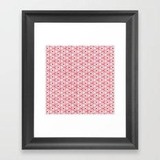 chiang tapestry Framed Art Print
