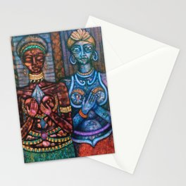Priestess Stationery Cards