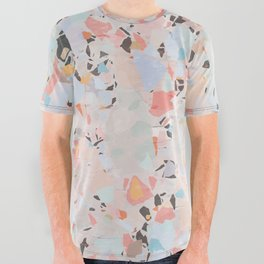 Abstract Chaos I. All Over Graphic Tee