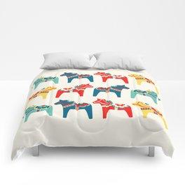 Swedish Horses Comforters