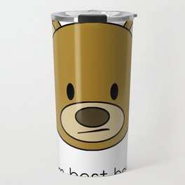 Best Bear Travel Mug