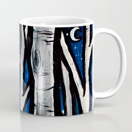 Forest Through the Trees Coffee Mug