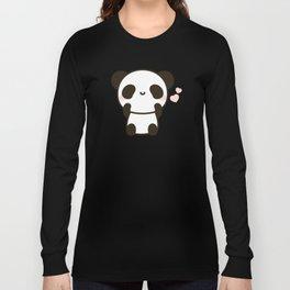 Cute panda Long Sleeve T-shirt