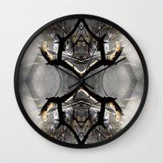 Evanesce 2 Wall Clock