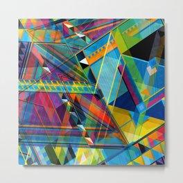 Heave Ho_J Series 235 Metal Print