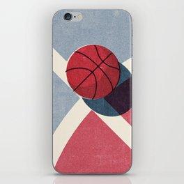 BALLS / Basketball (Outdoor) iPhone Skin