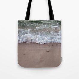 Wave on the beach II Tote Bag