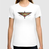 navajo T-shirts featuring Navajo Arrows by rollerpimp