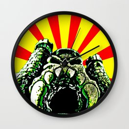 Castle Grayskull (He Man & The Masters Of The Universe) Wall Clock