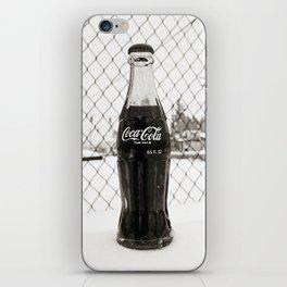 Frosty Coke iPhone Skin