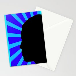 """The Many """"Me's"""" Stationery Cards"""