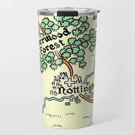 Sherwood Forest Travel Mug