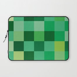 Squares of Luck Laptop Sleeve