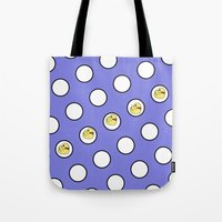 ducks Tote Bags featuring Ducks by LoRo  Art & Pictures