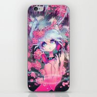 barachan iPhone & iPod Skins featuring boundless by barachan