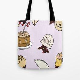 Dumpling Day Tote Bag