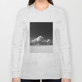 Kuroshima cloud Long Sleeve T-shirt