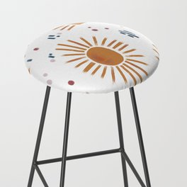 sunbursts Bar Stool